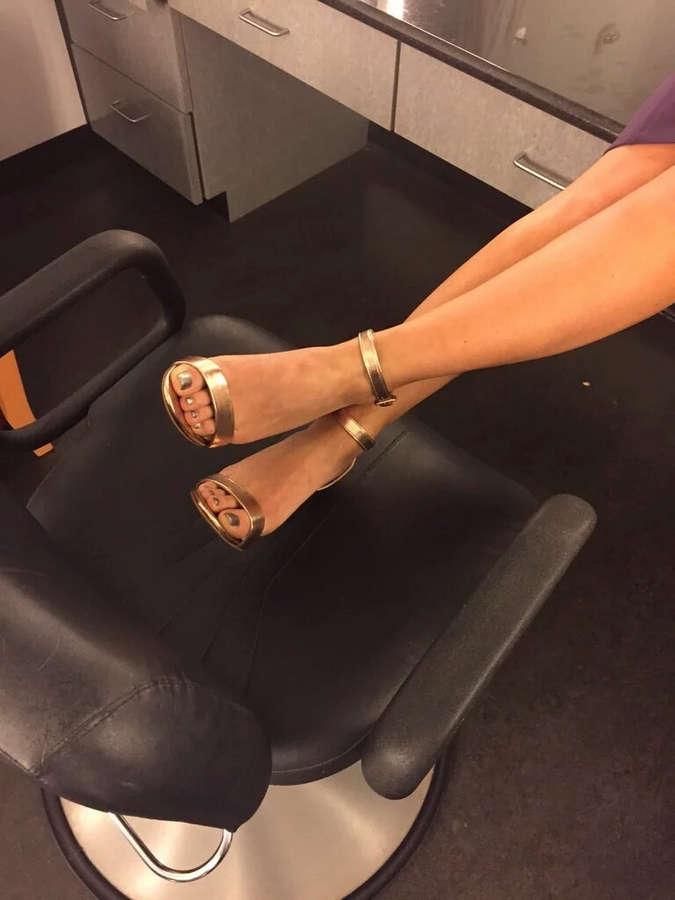 Danielle Trotta Feet