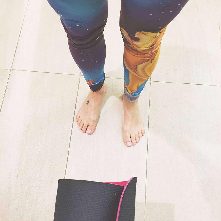 Candice Huckeba Feet