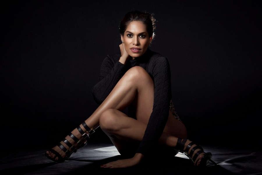 Rayna Tharani Feet