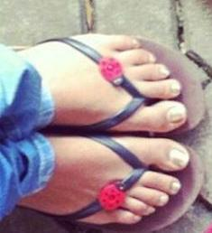 Archana Kavi Feet