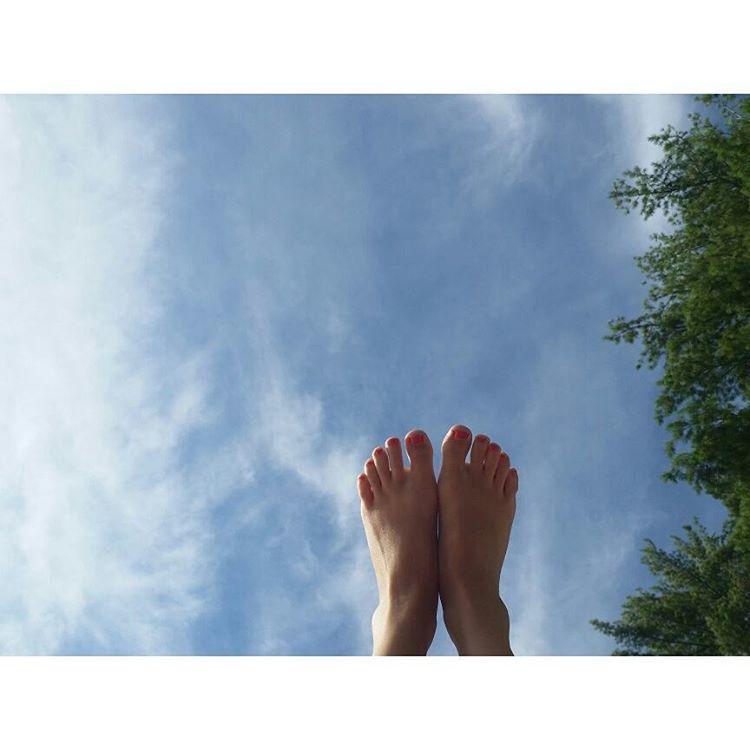 Samantha Carly Feet