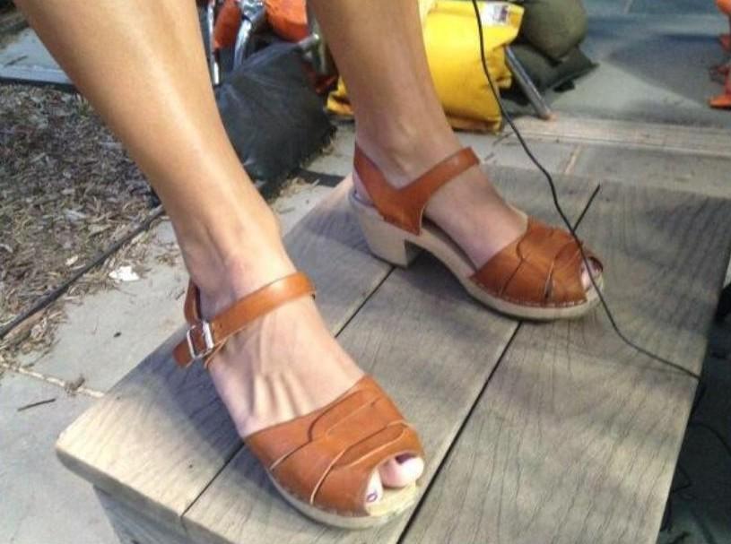 Brianna Keilar Feet