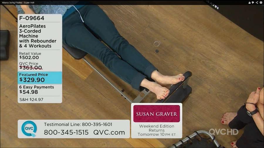 Albany Irvin Feet