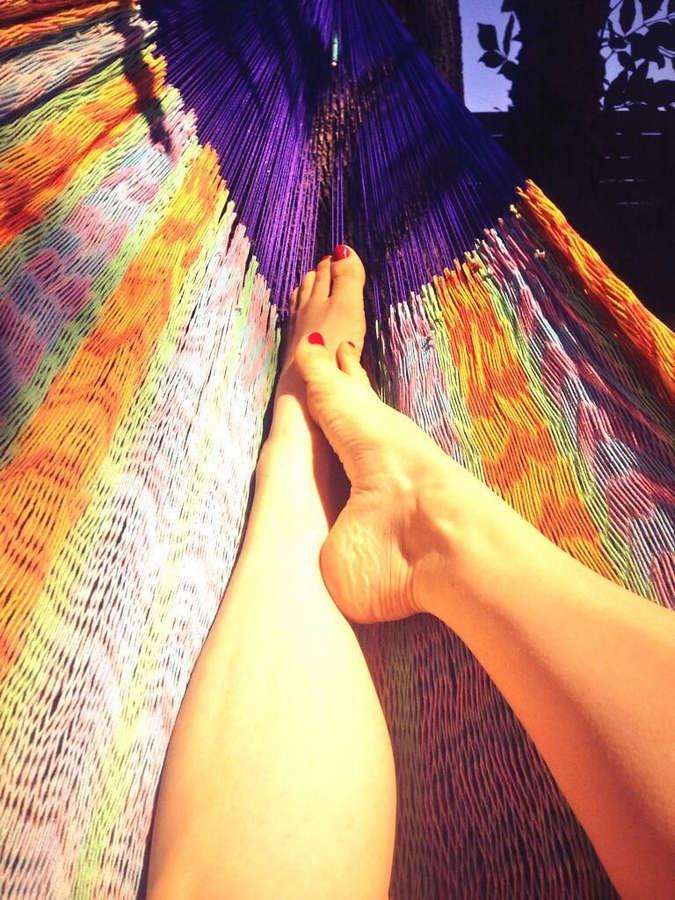 Penny Pax Feet