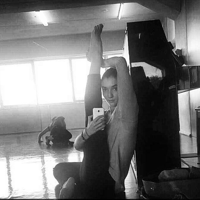 Sofina Lazaraki Feet