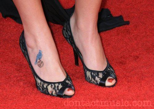 Colbie Caillat Feet
