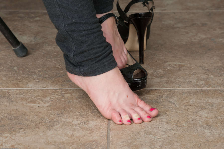 Cody Hunter Feet