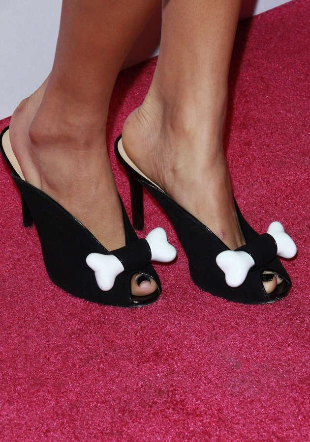 Melody Thornton Feet