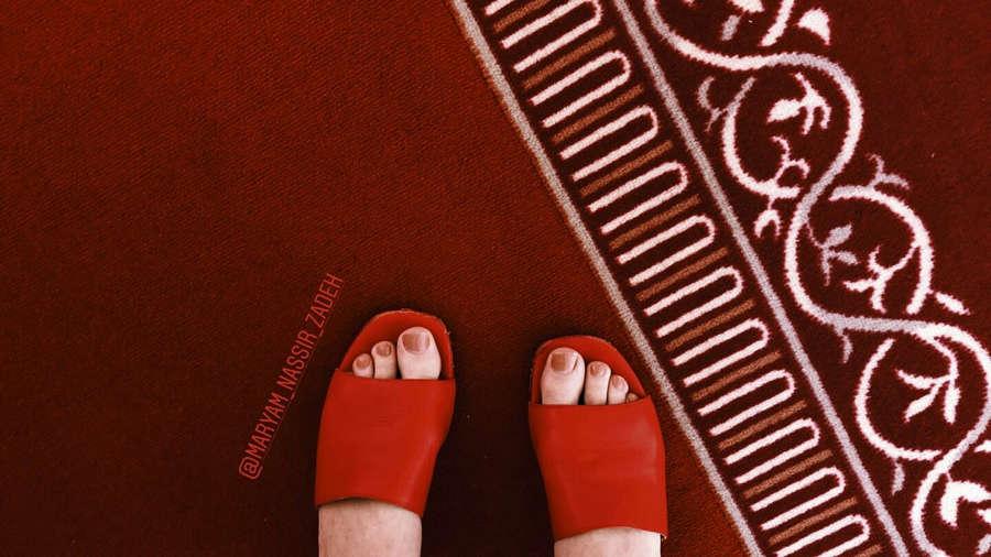 Tati Farkas Feet