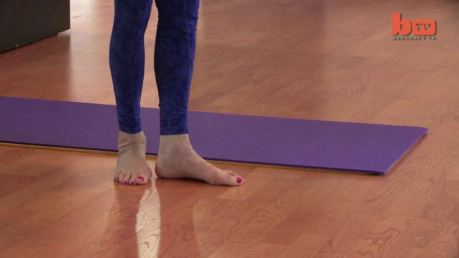 Tao Porchon Feet