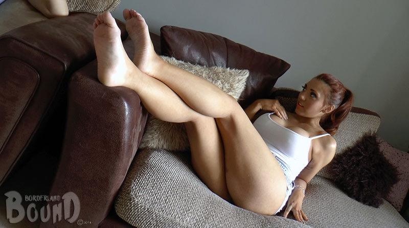 Madison Rose Feet