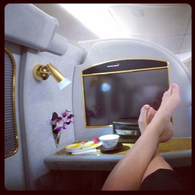 Noreen Flanagan Feet