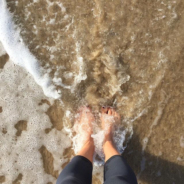 Jackie DeAngelis Feet