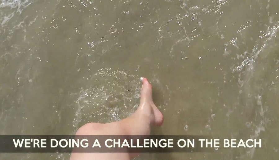 Shira Lazar Feet