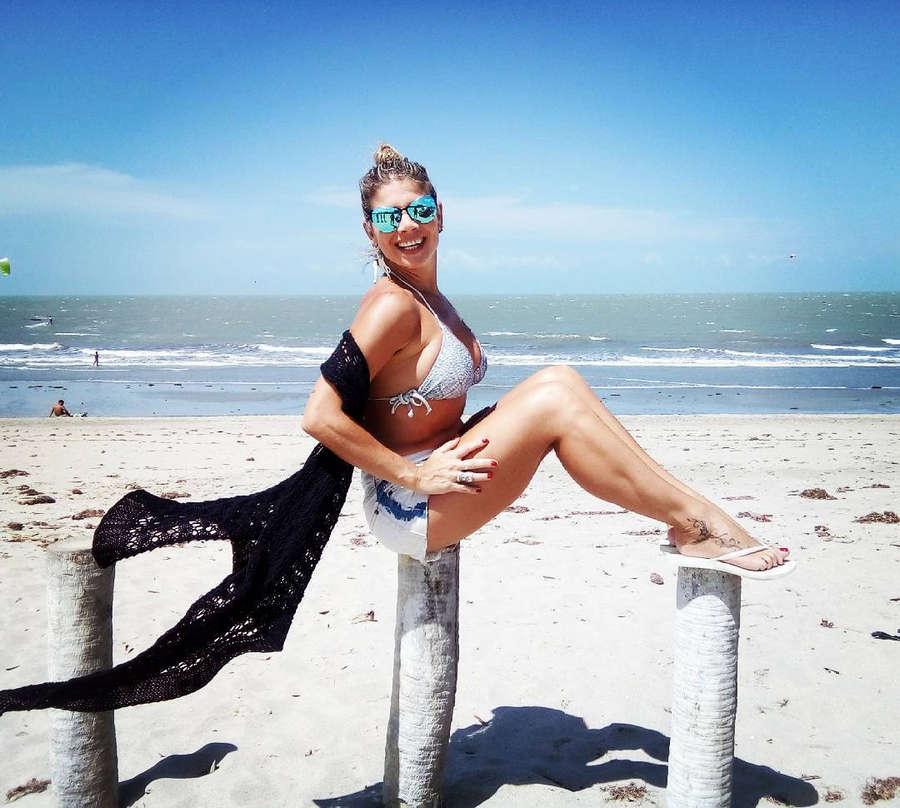 Catia Paganote Feet