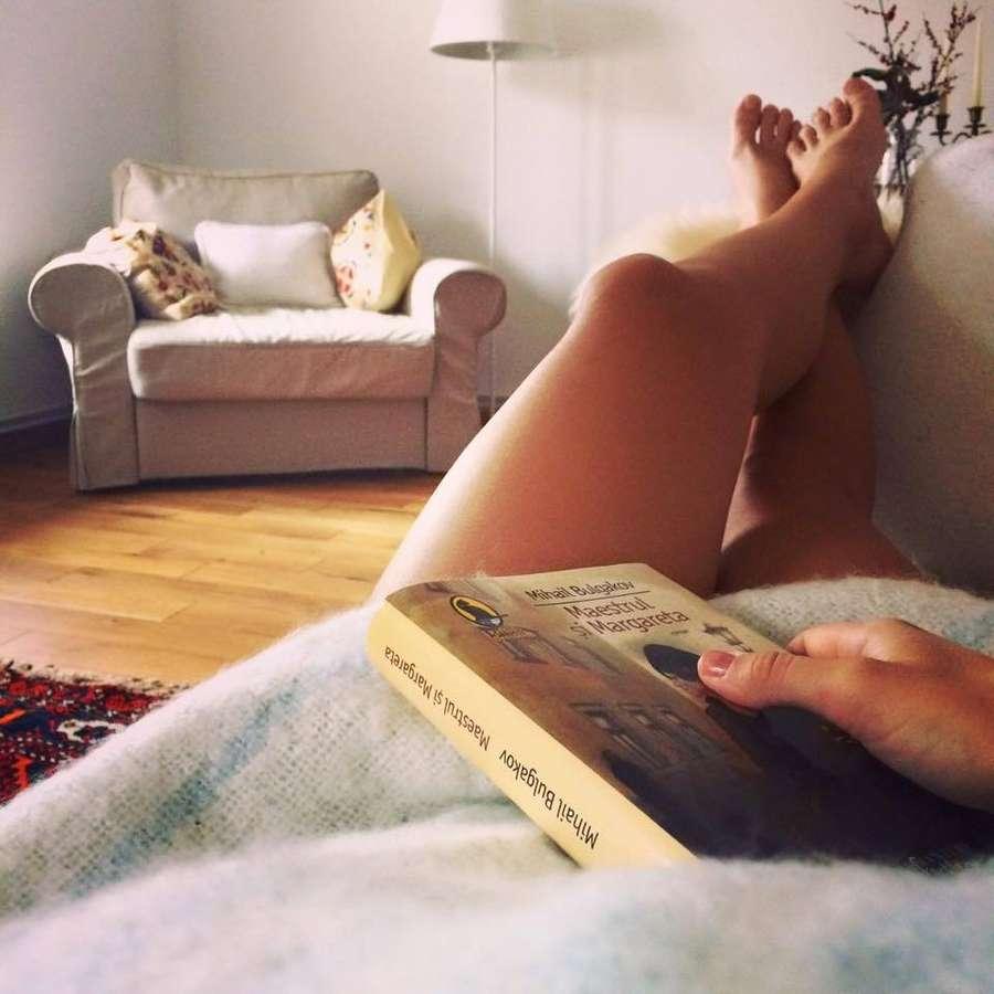 Ada Condeescu Feet