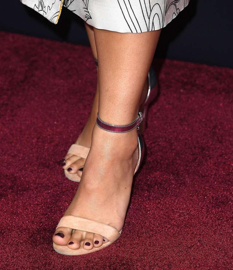 Camila Mendes Feet