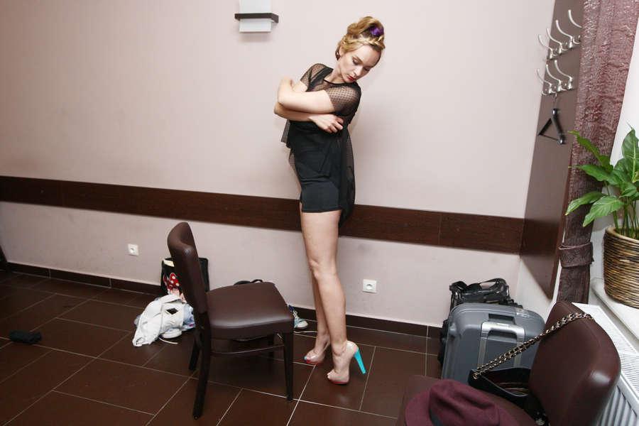 Barbora Mottlova Feet