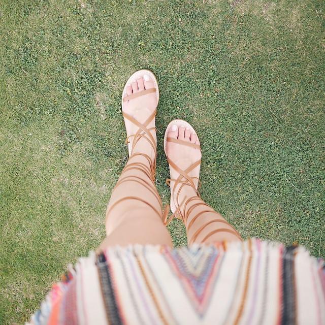 Heidi Lee Feet