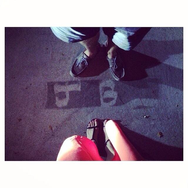 Jamie Tisdale Feet