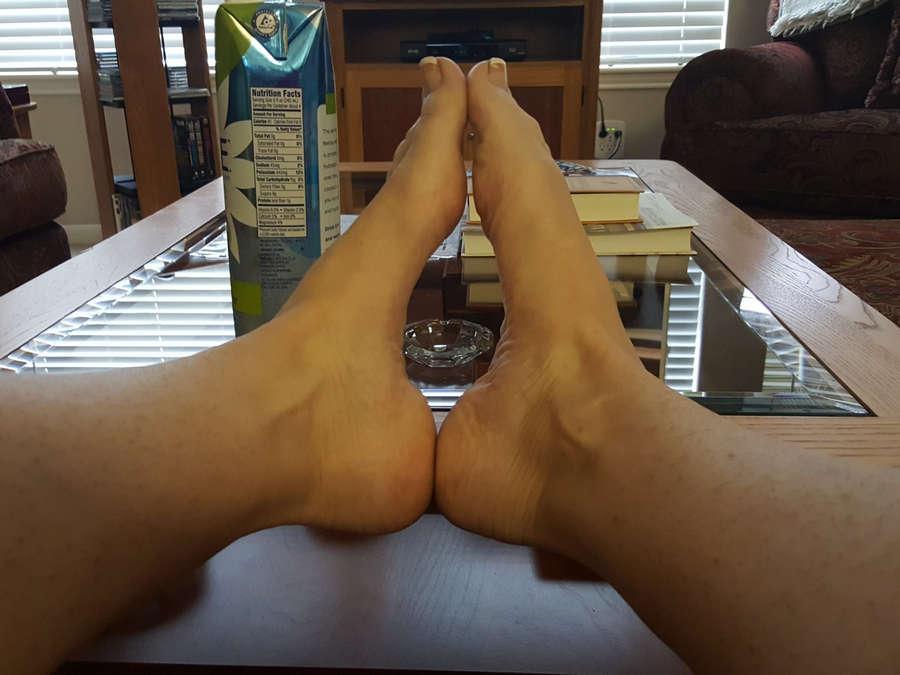 Stormy Night Feet