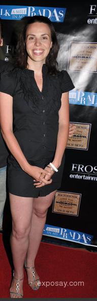 Monique La Barr Feet