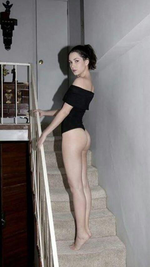 Ximena Romo Feet