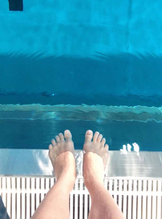 Tania Cagnotto Feet