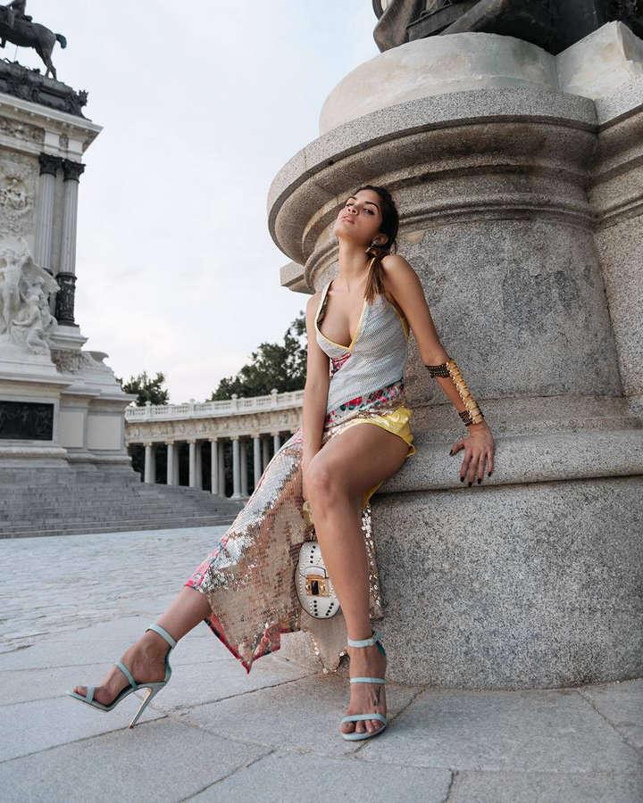 Alessandra Sironi Feet
