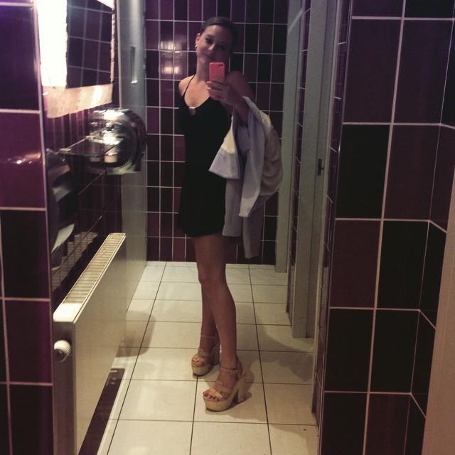 Alicia Woodhouse Feet