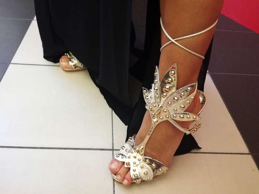 Sara Matos Feet