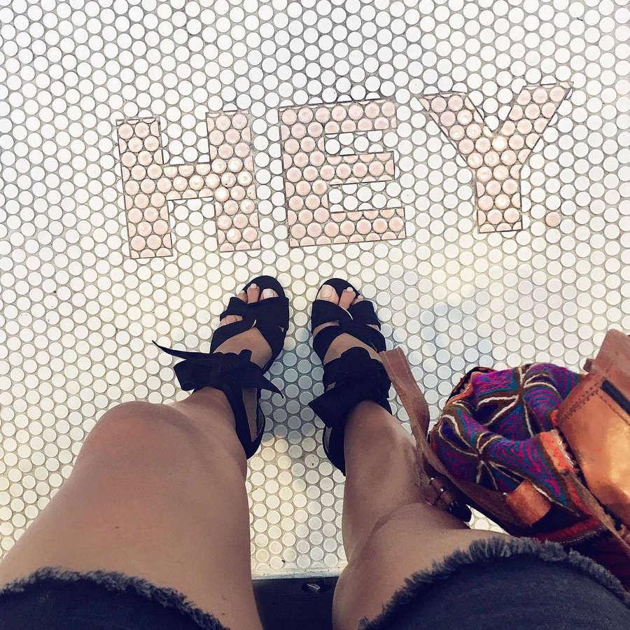 Julissa Bermudez Feet