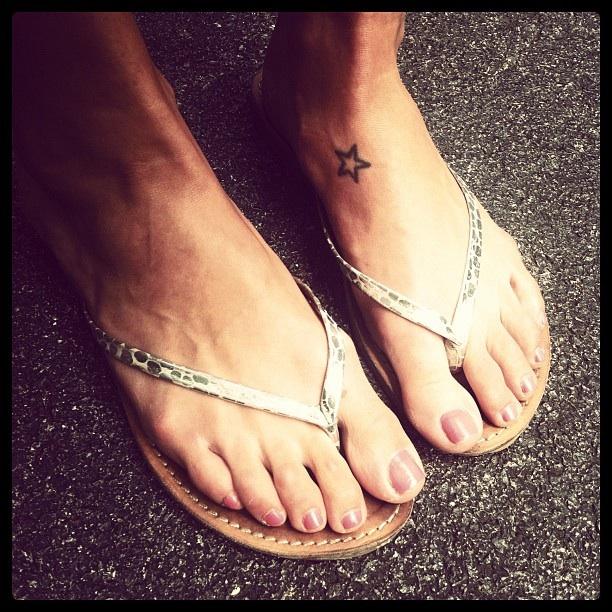 Kacie Boguskie Feet
