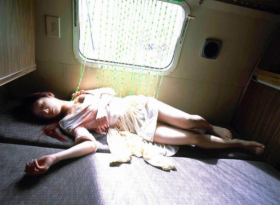 Maki Goto Feet
