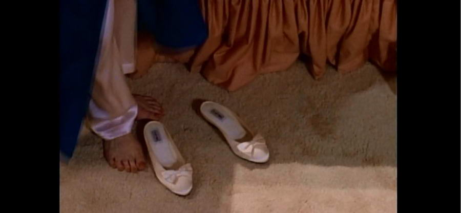 Julie Sommars Feet