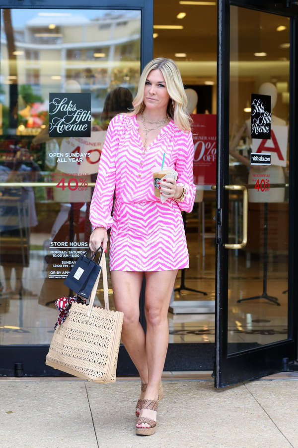 Tinsley Mortimer Feet