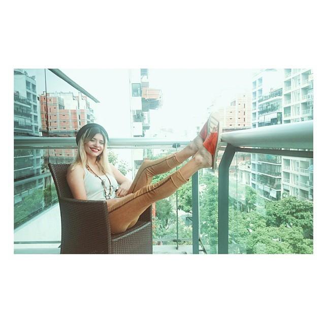 Eva De Dominici Feet