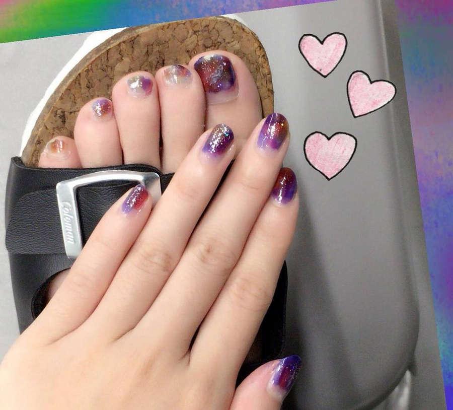 Akane Takayanagi Feet