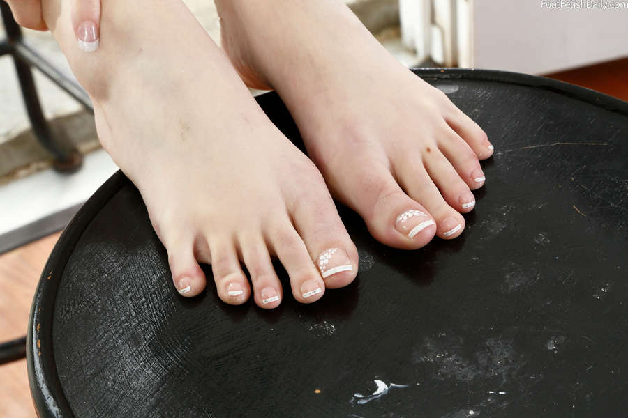 Jenna Ivory Feet
