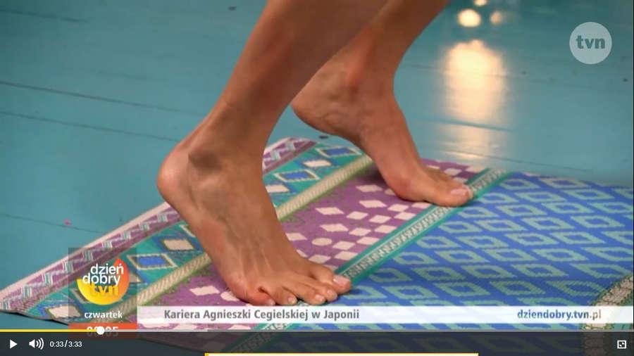 Agnieszka Cegielska Feet
