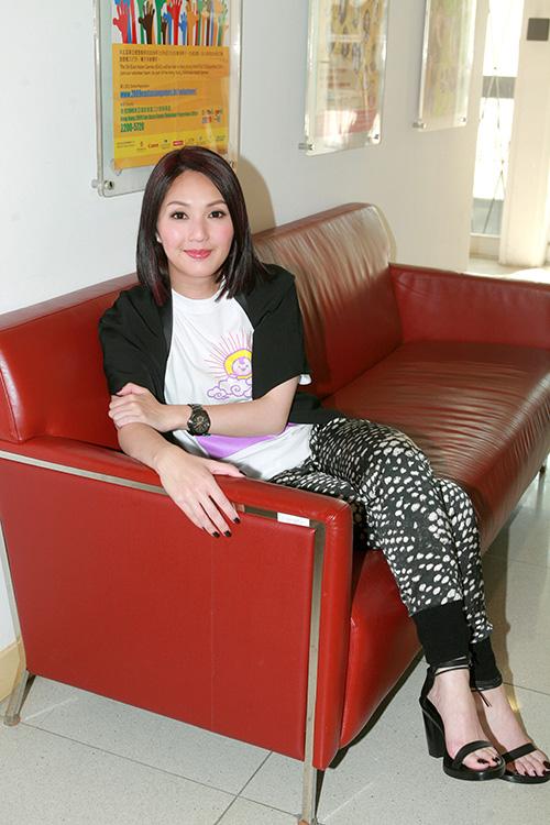 Miriam Yeung Chin Wah Feet