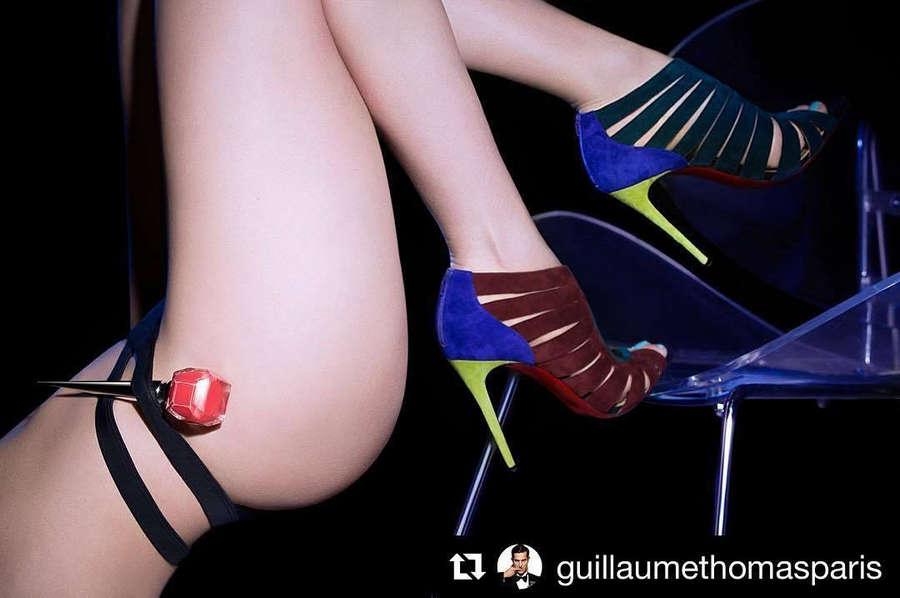 Deborah Lettieri Feet