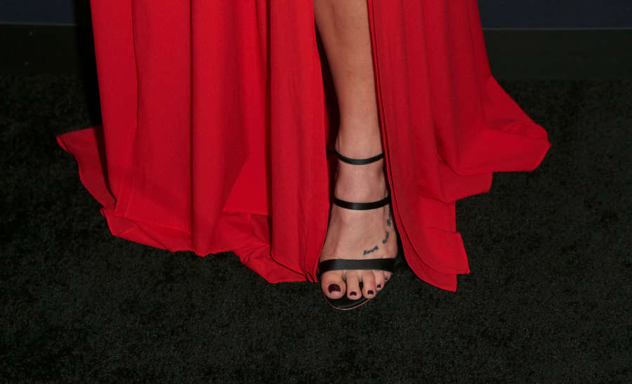 Ashley Roberts Feet