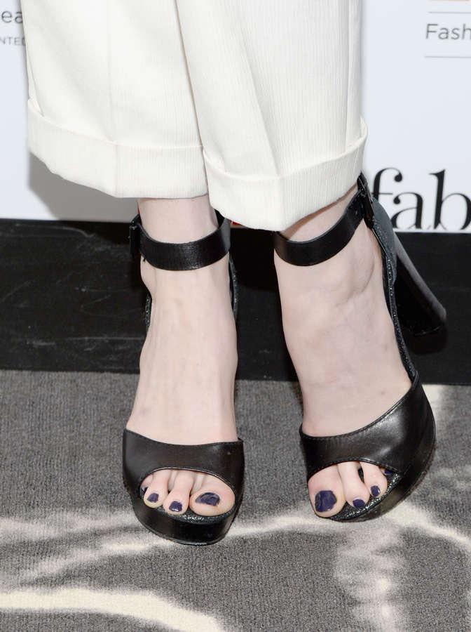 Coco Rocha Feet
