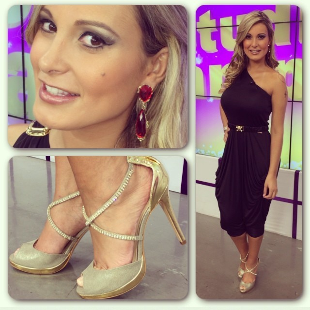 Andressa Urach Feet