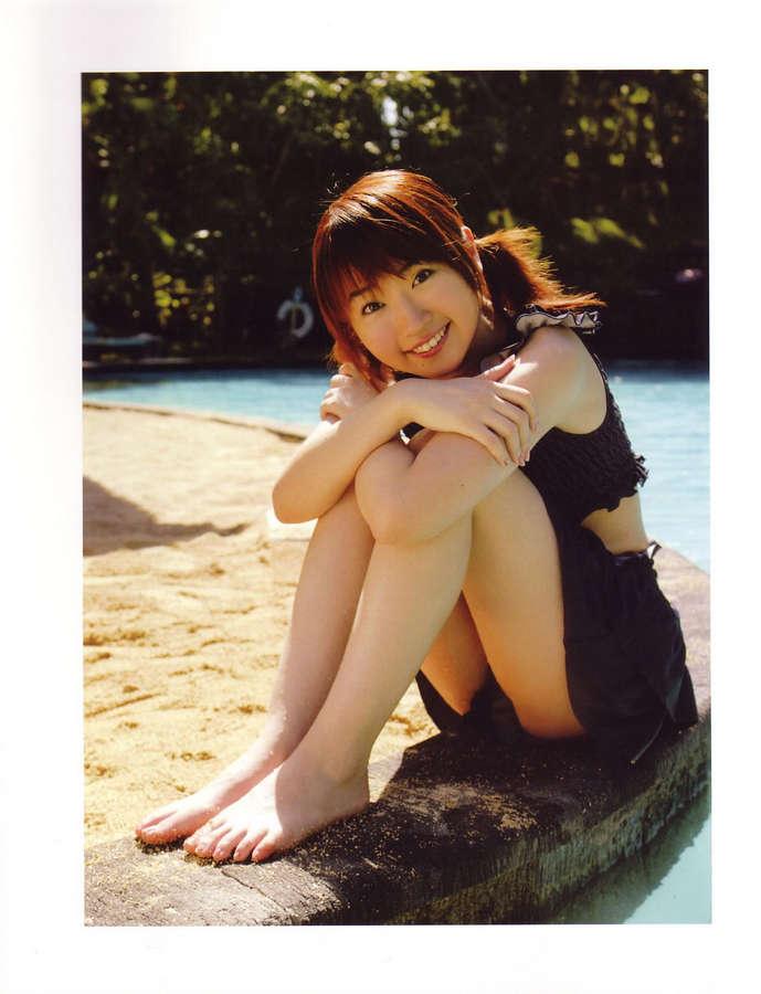 Nana Mizuki Feet