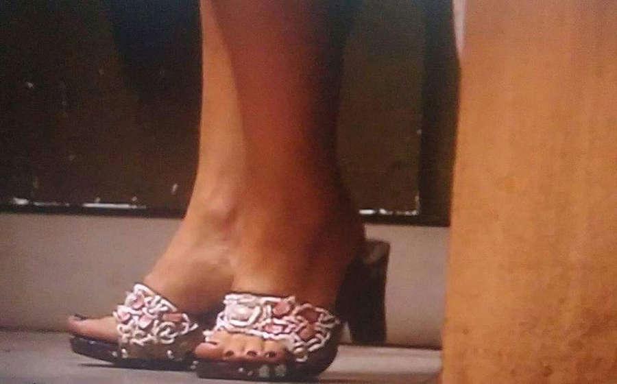 Annabelle Apsion Feet