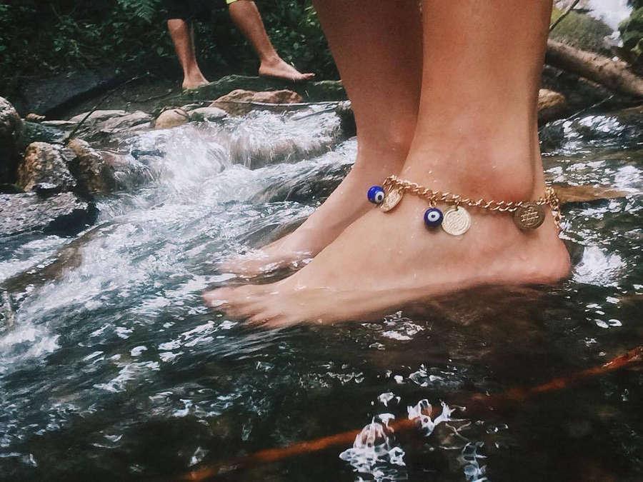 Amanda De Godoi Feet