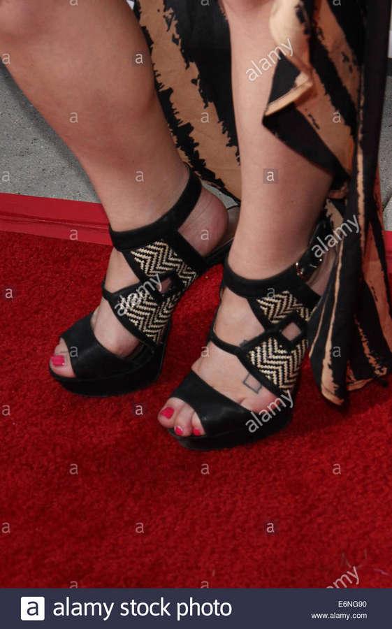 Jessica Osgood Feet