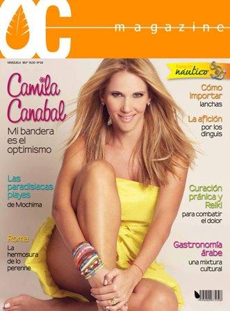 Camila Canabal Feet